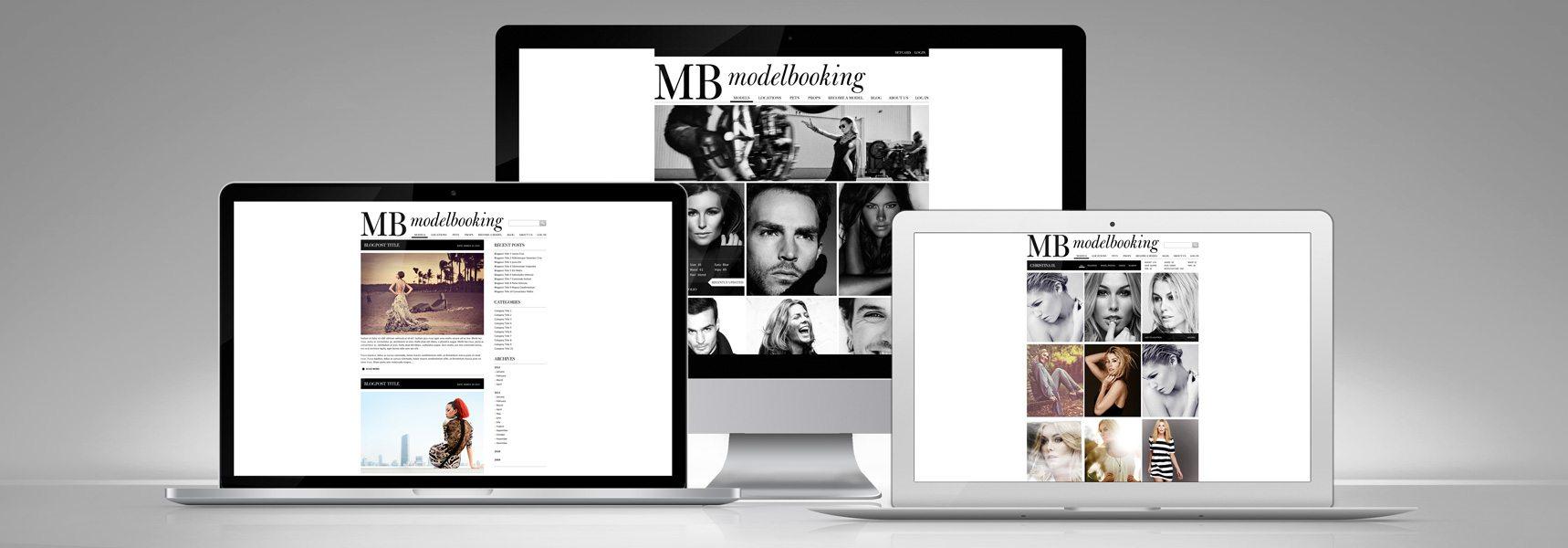 modelbooking.dk
